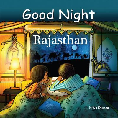 Good Night Rajasthan (Good Night Our World), Khemka, Nitya