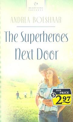 Image for The Superheroes Next Door (Heartsong)