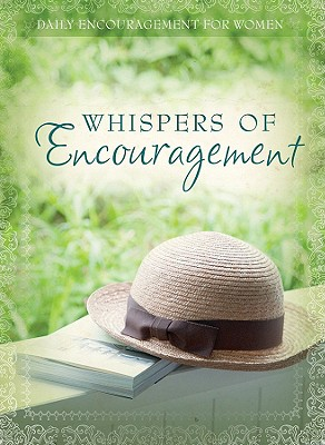 Image for Whispers of Encouragement (Daily Encouragement for Women)