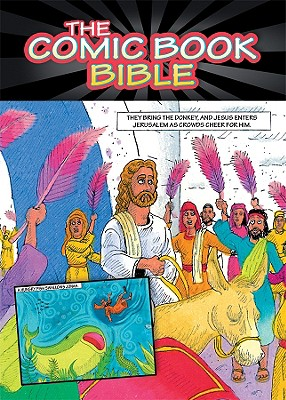 Comic Book Bible, Rob Suggs