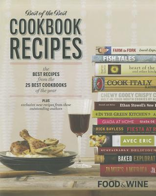 Image for FOOD & WINE Best of the Best Cookbook Recipes: Th
