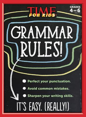 Image for TIME For Kids Grammar Rules!