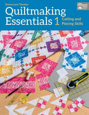 Image for QUILTMAKING ESSENTIALS