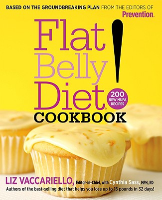 Image for Flat Belly Diet! Cookbook: 200 New MUFA Recipes