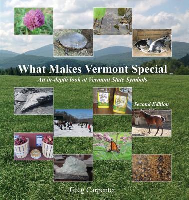 Image for What Makes Vermont Special an In-Depth Look at Vermont State Symbols SECOND EDITION