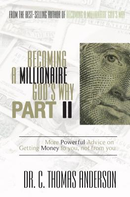 Image for Becoming a Millionaire God's Way Part II