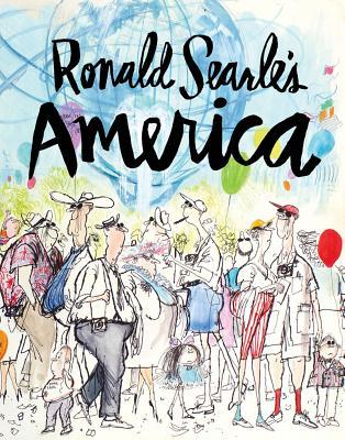 Ronald Searle's America, Searle, Ronald