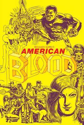 Image for American Blood
