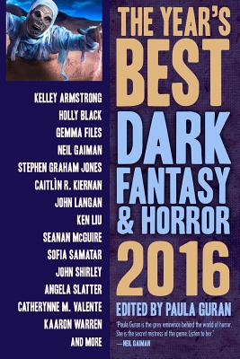 Image for The Year's Best Dark Fantasy & Horror 2016 Edition