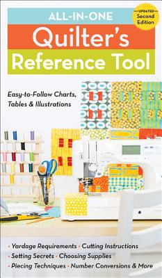 Image for All-in-One Quilters Reference Tool: Updated