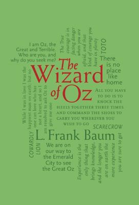 The Wizard of Oz (Word Cloud Classics), L. Frank Baum