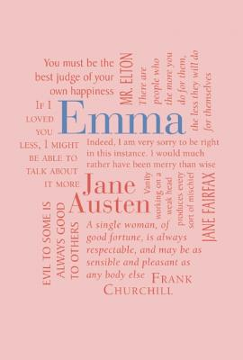 Emma (Word Cloud Classics), Jane Austen
