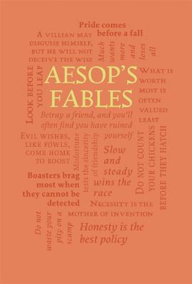 Image for Aesop's Fables (Word Cloud Classics)