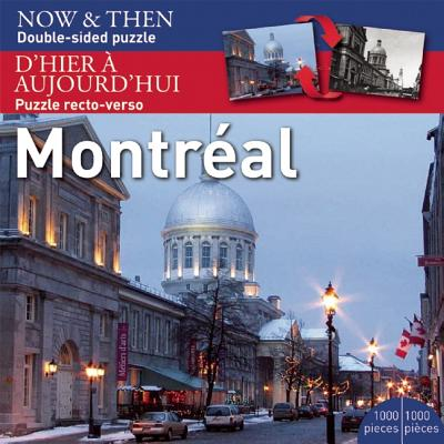 Montreal Puzzle: Now and Then, Thunder Bay Press, Editors of