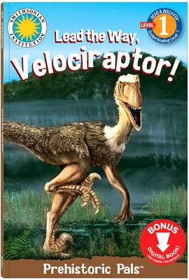 Image for LEAD THE WAY, VELOCIRAPTOR!