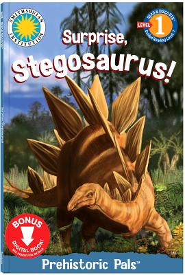 Image for SURPRISE, STEGOSAURUS!