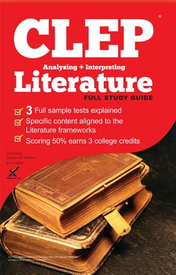 Image for CLEP Analyzing and Interpreting Literature 2017