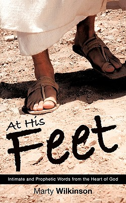 Image for AT HIS FEET