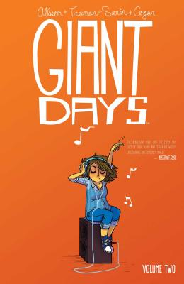 Image for Giant Days Vol. 2