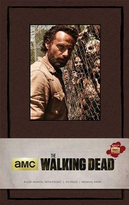 Image for The Walking Dead Hardcover Ruled Journal ? Rick Grimes