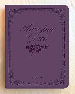 "Image for ""Amazing Grace Journal, Purple Leatherlike"""