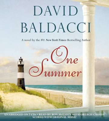 Image for ONE SUMMER UNABRIDGED ON 7 CDS  -  READ BY MCLARTY & CASSIDY