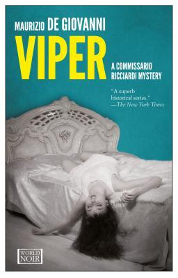Image for VIPER COMMISSARIO RICCIARDI MYSTERY