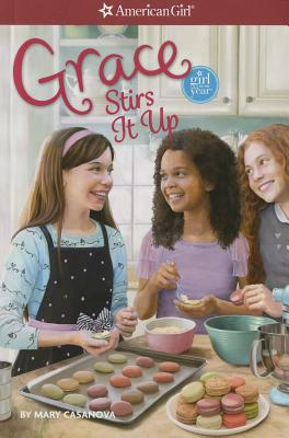 Image for Grace Stirs it Up (American Girl-Girl of the Year)