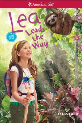 Image for Lea Leads The Way (American Girl)
