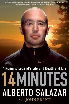 Image for 14 Minutes: A Running Legend's Life and Death and Life