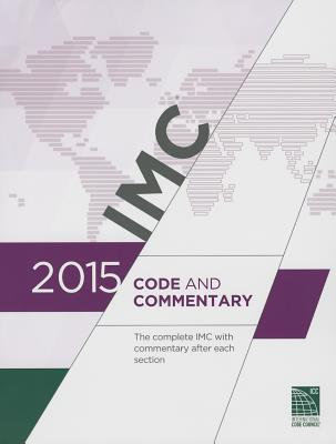2015 International Mechanical Code Commentary, International Code Council