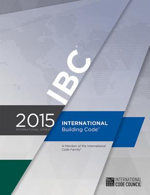2015 International Building Code, International Code Council