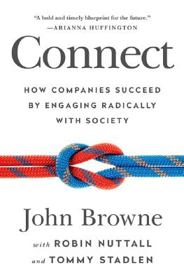 Image for Connect: How Companies Succeed by Engaging Radically with Society
