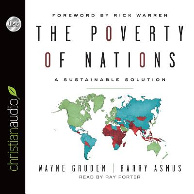 Image for The Poverty of Nations: A Sustainable Solutions