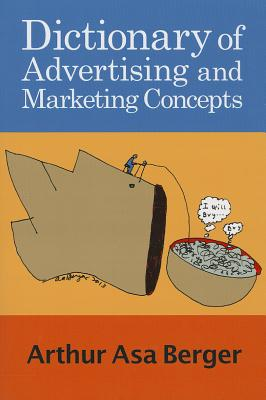 Image for Dictionary of Advertising and Marketing Concepts