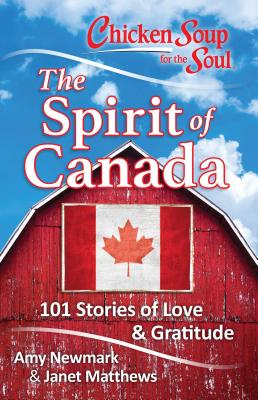 Image for The Spirit Of Canada  Chicken Soup For The Soul