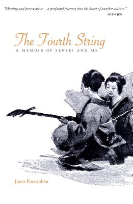 Image for The Fourth String: A Memoir of Sensei and Me
