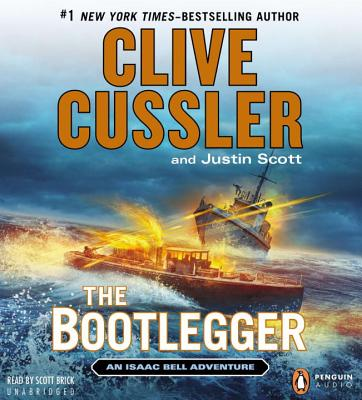 Image for The Bootlegger (An Isaac Bell Adventure)