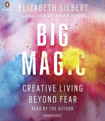 Image for BIG MAGIC (AUDIO)