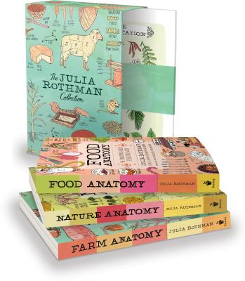 Image for The Julia Rothman Collection: Farm Anatomy, Nature Anatomy, and Food Anatomy
