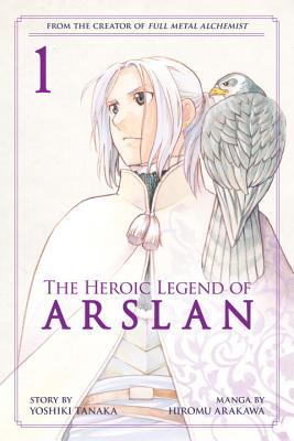 Image for The Heroic Legend of Arslan 1 (Heroic Legend of Arslan, The)