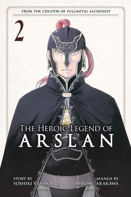 Image for The Heroic Legend of Arslan 2 (Heroic Legend of Arslan, The)