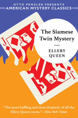 Image for The Siamese Twin Mystery American Mystery Classics