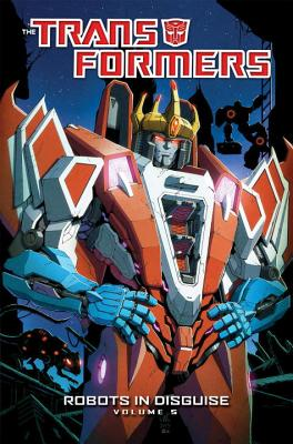 Image for Transformers: Robots In Disguise Volume 5