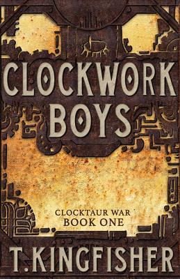 Image for Clockwork Boys (Clocktaur War)