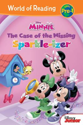 Image for The Case of Missing Sparkle-izer (Disney Minnie: World of Reading, Level Pre-1)