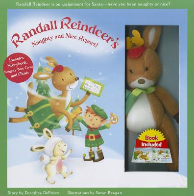 Image for Randall Reindeer's Naughty And Nice Report