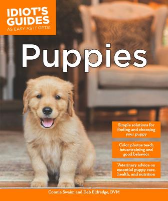 Image for Puppies (Idiot's Guides)