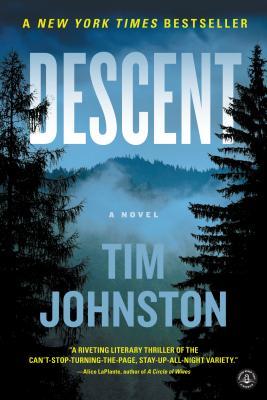 Descent: A Novel, Tim Johnston