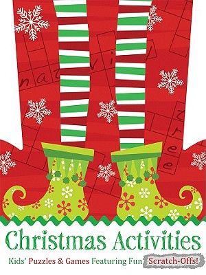 Image for Christmas Activities: Kids' Puzzles & Games Featuring Fun Scratch-Offs!